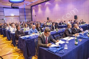 The convention hall Hotel Cavalieri Business center