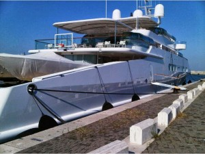 Civitavecchia Cruise Port Yatch Rome