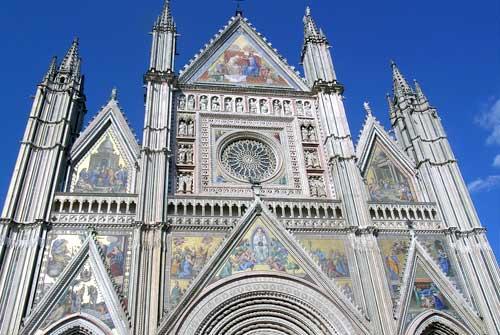 Cathedral Duomo Orvieto Italy