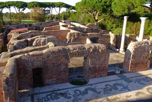 Photo during Sightseeing of Ostia Antica