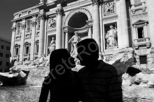 Walking photo tour in Rome