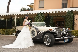 Excalibur Phaeton III 1976 wedding car antique
