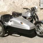 Side car rental in Rome