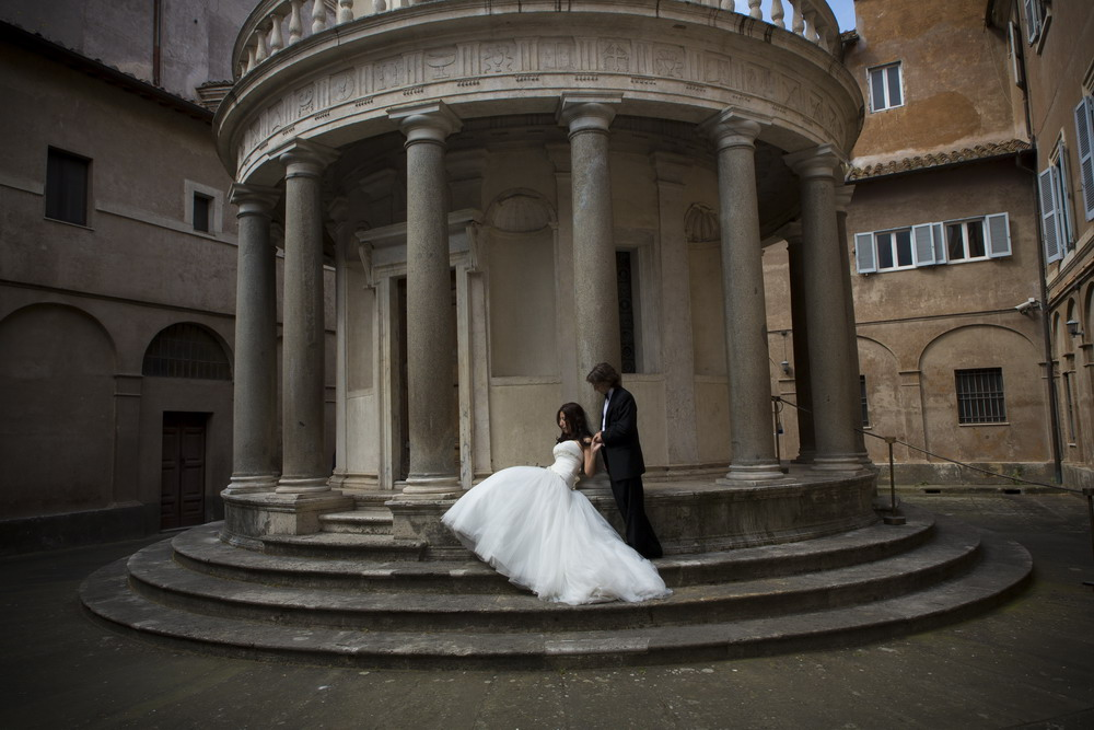 Wedding Photographers in Rome for the best locations in town