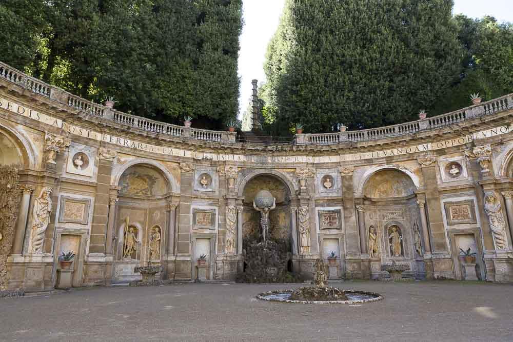 Villa Aldobrandini a Frascati