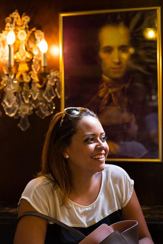 Portrait picture museo atelier canova tadolini