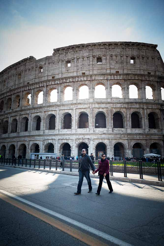 Walking Photo Tour in Rome