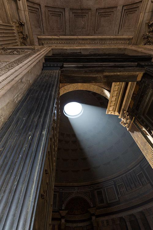 Original Roman Pantheon picture