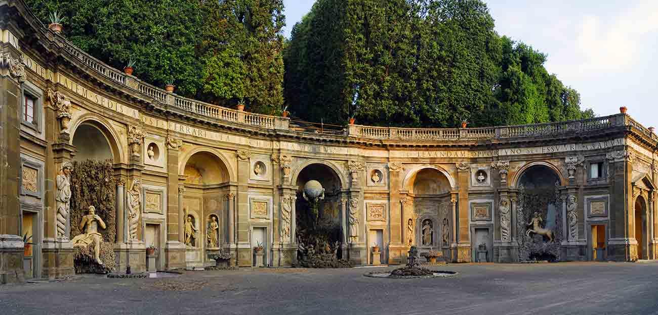 WheretoRome Frascati Tours Villa Aldobrandini