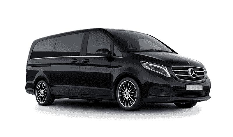Mercedes V Class Viano minivan exterior